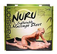 Виниловая простынь с надувными  бортами Nuru Inflatable Vinyl Sheet