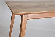 Стол Рондо ( 1,30 м.) (натуральный + орех), фото 3