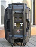 Колонка Temeisheng SL 15-08 з акумулятором, 15 дюймів, 2 мікрофона, MP3, Bluetooth, USB, SD, 150W, фото 3