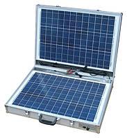 Портативная раскладная солнечная станция KSB100 (100Вт 12В)