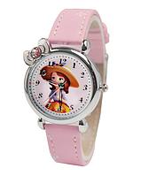 Детские наручные часы Baosaili Z-0035 Принцесса София Pink