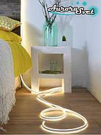 LED гірлянда біла 5 метрів 480 LED. Світлодіодна гірлянда. Гірлянда LED. Виробництво Франція.