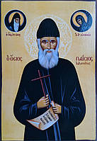 Икона. Преподобный Паисий Святогорец (средняя), фото 1