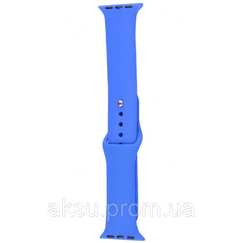 Ремешок Apple Watch Sport Band 42 mm/44 mm (Tahoe blue)