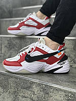Мужские кроссовки Off White x Nike Air Monarch The M2K Tekno