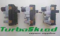 Электронный клапан (Сервопривод) на Hyundai Santa Fe 2.2 CRDi