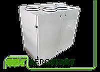 Приточно-вытяжная вентиляционная установка AEROSTART-300-E-0-V(G)