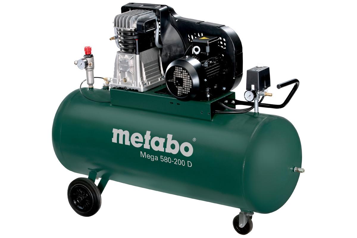 Mega 580-200 D Компресор