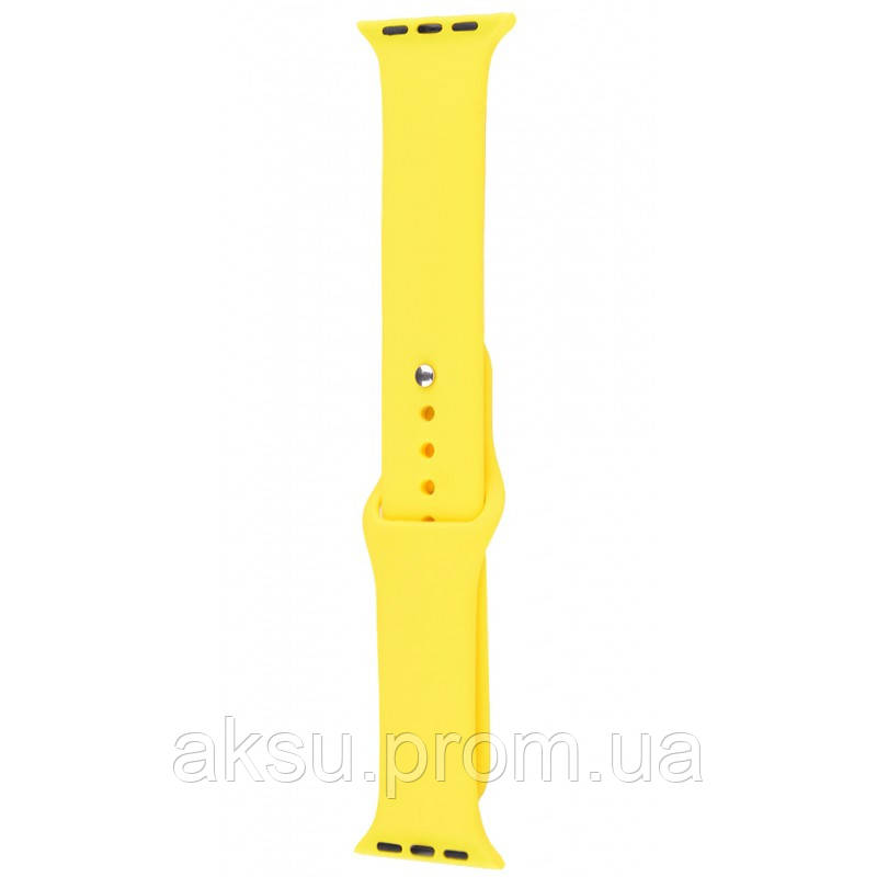 Ремешок Apple Watch Sport Band 42 mm/44 mm (Yellow)