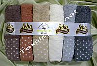Махровые полотенца Febo 50*90см
