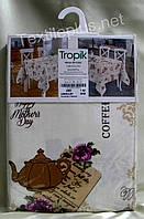 Скатерть водоотталкующая Tropik 160*220 Турция (kod 2371), фото 1