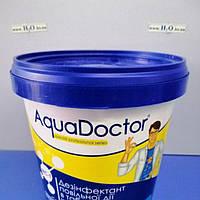 Средство для дезинфекции воды в бассейна Aquadoctor MС-Т (Аквадоктор МС-Т) (1кг) хлор в таблетках по 200гр,