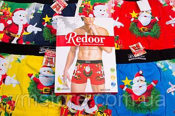 Трусы мужские Redoor к Новому году, 3326, фото 3