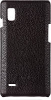 Чехол Melkco Snap Cover for LG Optimus L9 P760 LGP760LOLT1BKLC