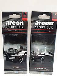 Ароматизатори AREON Sport Lux (сухий)
