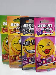 Ароматизатори AREON Smile (сухий)