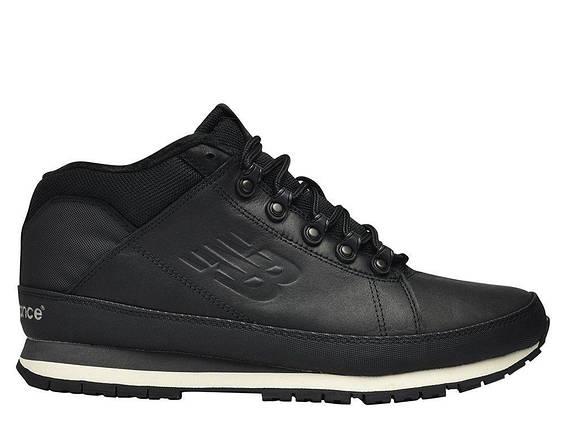 Оригинальные Мужские Ботинки NEW BALANCE HL754BN Black Черные с мехом Зимние, фото 2