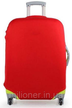 Чехол для чемодана Bonro большой L красный, фото 2