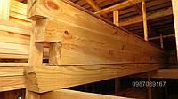 Брус строганный сухой 100х100 мм. высокого качества (1-ый сорт) , фото 1