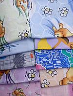 Пеленки детские для новорожденных бязь 90/ 110 см