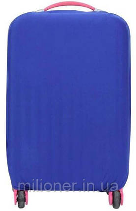Чехол для чемодана Bonro большой синий (12052421) L, фото 2