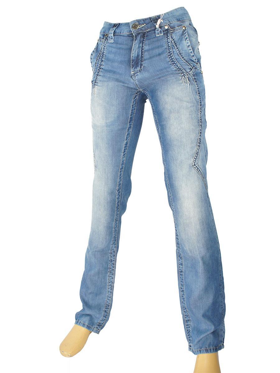 Мужские джинсы в голубом цвете размер 29