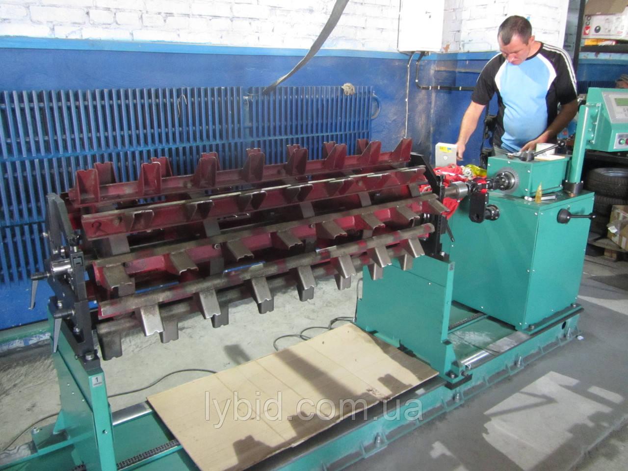 Изготовление или ремонт роторов измельчителей комбайнов, роторов мульчеров
