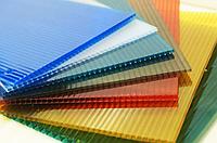 Поликарбонат сотовый OSCAR 16 мм цветной в ассортименте