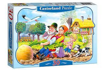 "Пазлы Castorland B-03044 ""Репка"" 30 элементов (B-03044)"