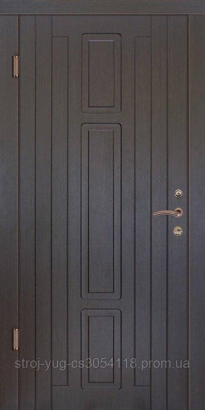 Дверь входная металлическая «Элегант», модель Нью-Йорк, 850*2040*70
