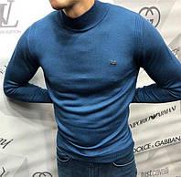 Гольф мужской Billionaire D5148 синий
