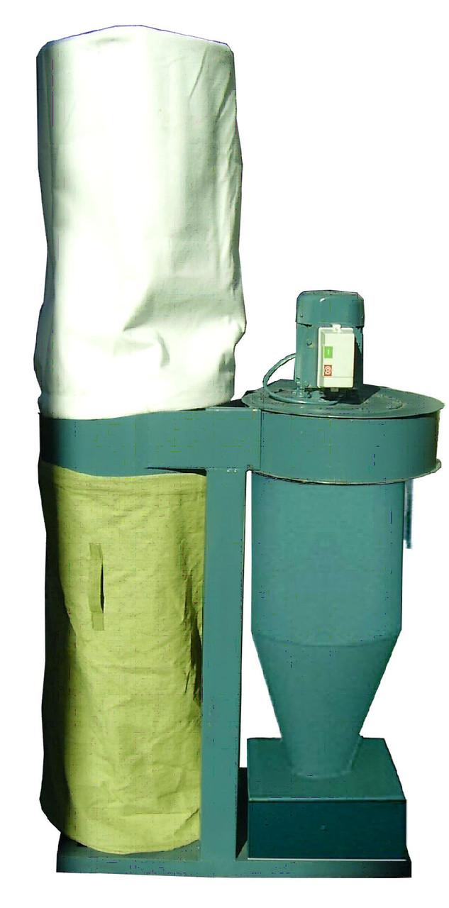 ССТ1500 Промышленный пылесос для сбора металлической стружки | пылеуловитель промышленный для заточных станков