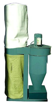ССТ1500 Промышленный пылесос для сбора металлической стружки | пылеуловитель промышленный для заточных станков, фото 2