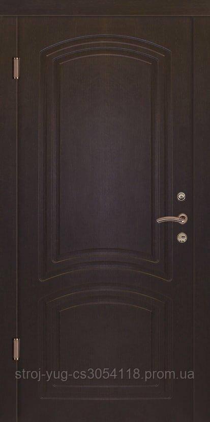 Дверь входная металлическая «Элегант», модель Пароди, 850*2040*70