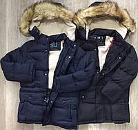 Куртки на меху для мальчиков оптом, S&D, 6-16 лет., арт.KF-35