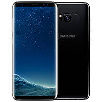 Смартфон Samsung Galaxy S8 Plus Duos 64GB Midnight Black