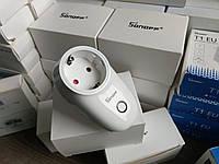 Sonoff S26 умная розетка. (работа с Google Nest и Google Home, голосовым ассистентом Amazon Alexa)