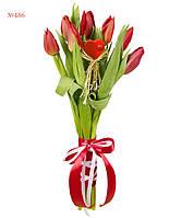 """Весенний букет тюльпанов """"Маленькое чудо"""""""