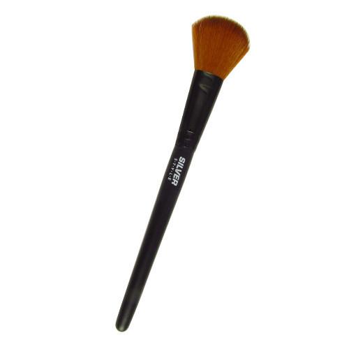 Кисть для макияжа искусственная (19 см) КС-616P