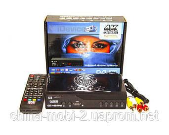 DVB-Т2 AT-787 TV тюнер Т2 4K 3D приймач для цифрового ТБ Terrestrial