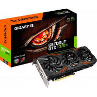 Видеокарта GIGABYTE GeForce GTX1070 Ti 8192Mb GAMING (GV-N107TGAMING-8GD), фото 1