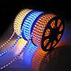 Гирлянда Дюралайт светодиодный шланг, Синий, круглый, 100м., фото 3