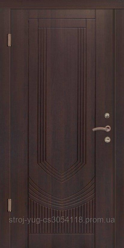 Дверь входная металлическая «Элегант», модель Турин, 850*2040*70