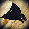 """Лосины леггинсы женские с кожаными вставками """"Лотос"""" черные, фото 4"""