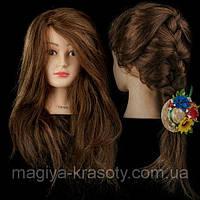 Манекен для причесок: натуральные волосы или синтетика