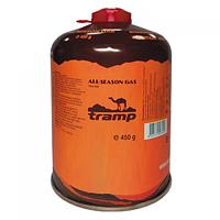 Газовый баллон Tramp 450 г резьба TRG-002