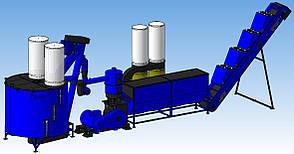 Лінія гранулювання МЛГ-1500 kombi+, фото 2