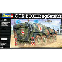 Сборная модель Revell Бронетранспортер GTK Boxer sgSanKfz 1:35 (3241)