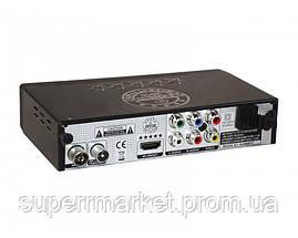 DVB-Т2 AT-787 TV тюнер Т2 4K 3D приемник для цифрового ТВ Terrestrial, фото 3