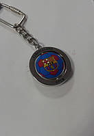 Брелок для ключей (Барселона) Barcelona Football Spinner FC Keyring